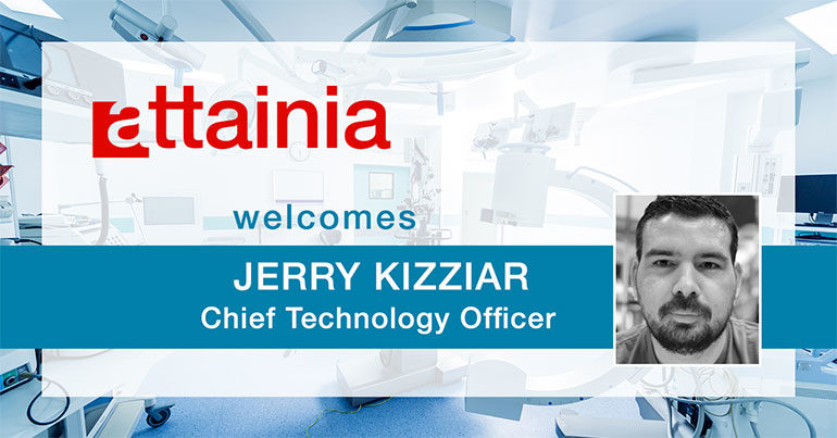 Jerry Kizziar - Chief Technology Officer at Attainia