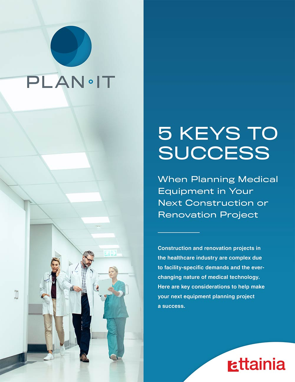 5 Keys to Success When Planning Medical Equipment In Your Next Construction or Renovation Project